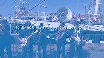 Tous marins au Havre pour les Grandes Voiles du Havre