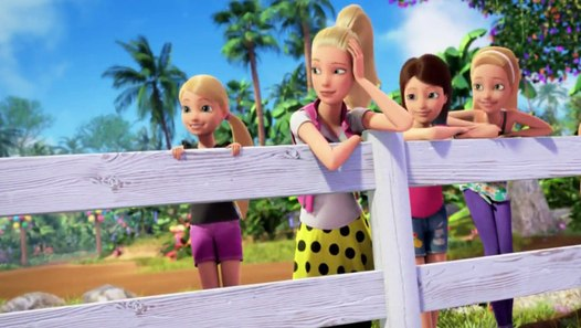 Barbie and Her Sisters In A Puppy Chase Complete Cinema Part A - video dailymotion