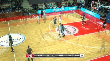 ProB 2017 - J9 Charleville-Mézières vs Rouen – By LNB TV
