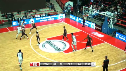 ProB 2017 - J11 Charleville-Mézières vs Orleans – By LNB TV