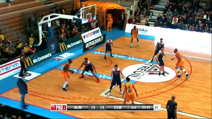 ProB 2018 - J13  Evreux vs Charleville-Mézières - By LNB TV