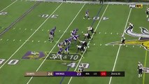 Vikings game winning touchdown! | NFL Playoffs Saints Vs Vikings (Stefon Diggs)