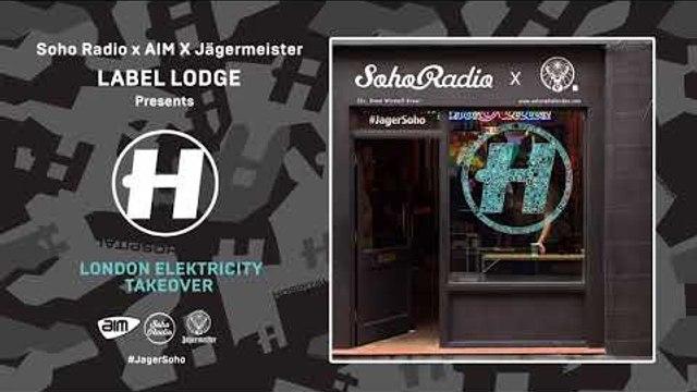 London Elektricity Soho Radio Takeover