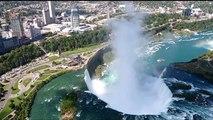 Unbelievable !!! Niagara Falls World's Most Beautiful Waterfalls HD
