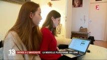 Entrée à l'université : mode d'emploi de Parcoursup, la nouvelle plateforme en ligne