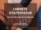Moadab centre d'ostéopathie dans les Yvelines - Moadab Benjamin