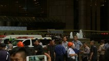 Indonesian stock exchange evacuated after floor collapses
