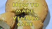 Basic Vanilla Cake ,  Easy vanilla butter cake ,  Homemade Vanilla Cake ,  Christmas Special