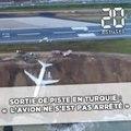 Sortie de piste en Turquie: «Après un atterrissage normal, l'avion ne s'est pas arrêté»