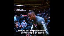 NBA players speak about Dr. Martin Luther King Jr.'s message and what it means to them today!