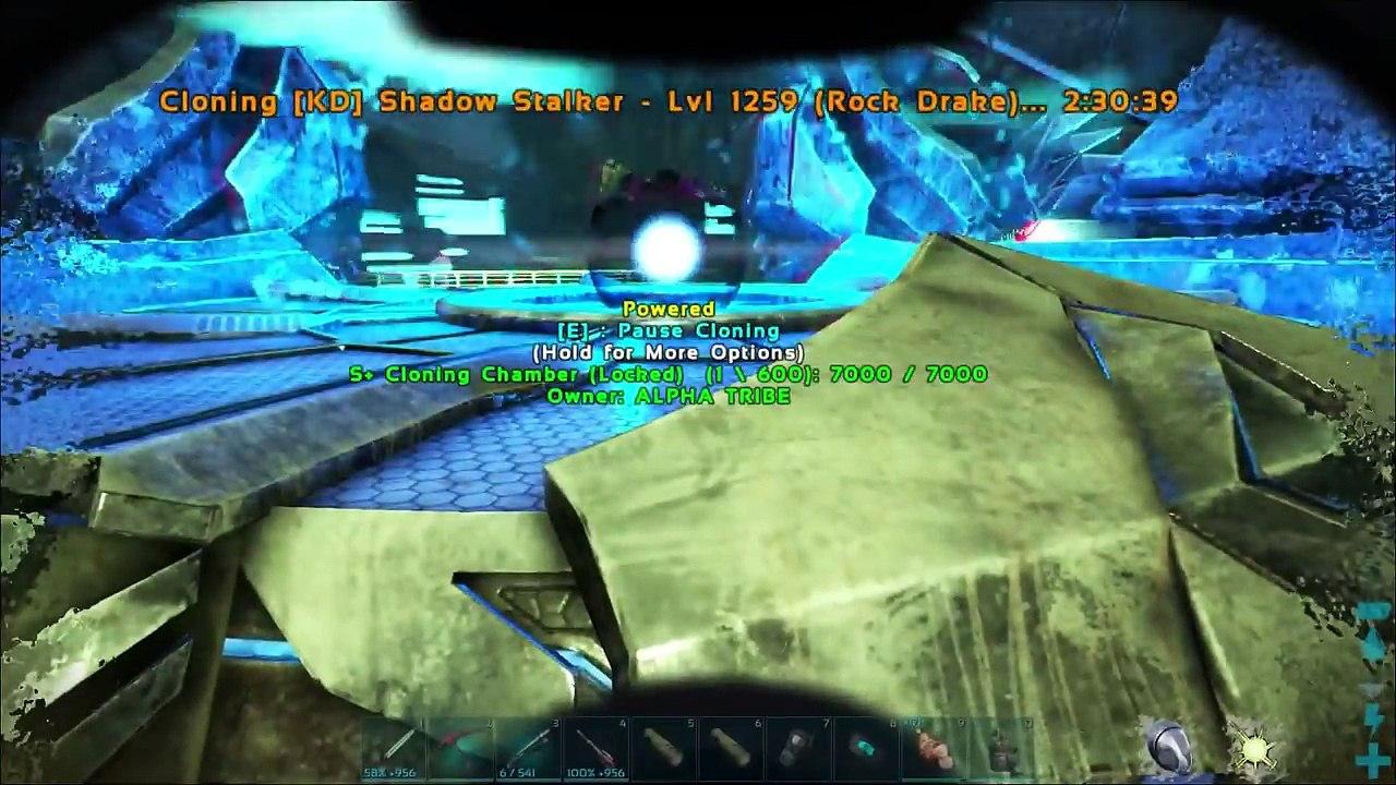 HATCHING UP OUR ROCK DRAKE EGGS - Ark Survival Evolved