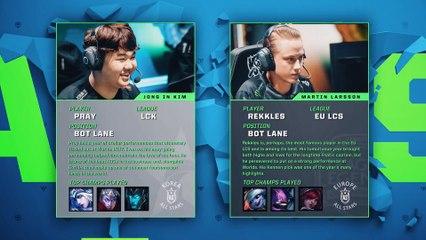 League of Legends - Pray vs. Rekkles - 1 vs. 1 - by Deonade