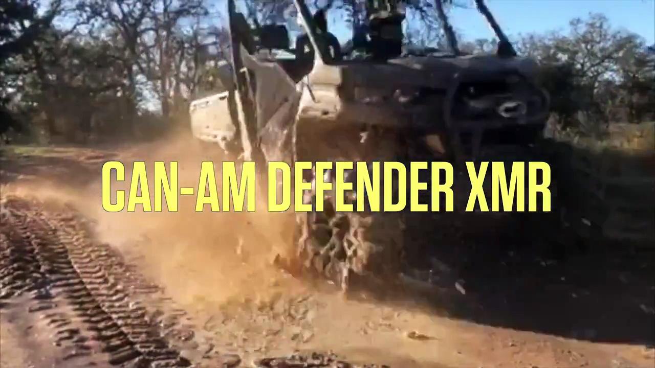Can-Am Defender XMR