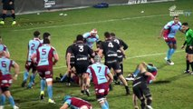 Provence Rugby / Bourgoin : les temps forts