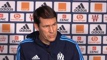 """21e j. - Garcia : """"Strasbourg peut nous donner du fil à retordre"""""""