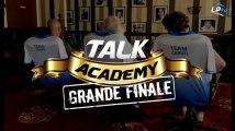 Talk Show du 15/01, partie 1 : Talk Academy