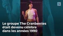 La chanteuse du groupe irlandais de rock The Cranberries, Dolores O'Riordan, est décédée