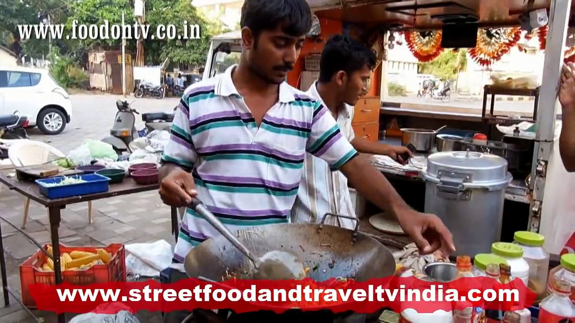 Indian Street Food Scene   Your Daily Nightmare.
