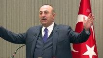 Dışişleri Bakanı Çavuşoğlu: '(FETÖ'yle mücadele) Bu terör örgütüyle içerde olduğu gibi dışarda da mücadelemiz bizim için önceliktir' - VANCOUVER