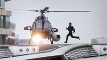 Tom Cruise Is Back To Insane Stunts For 'Mission: Impossible 6'