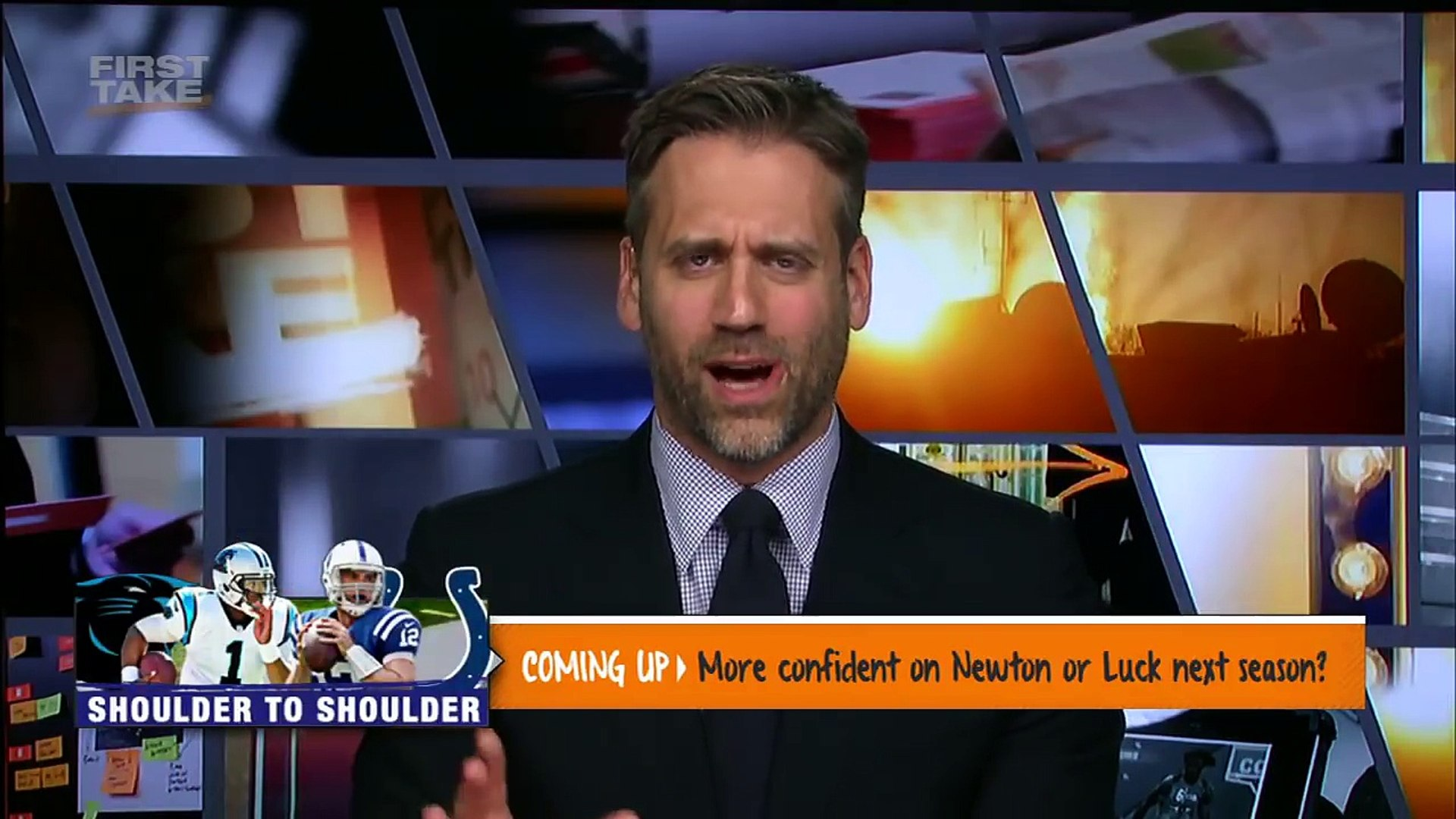 Stephen A. Smith Says Odell Beckham Jr. Shouldn't Be Highest Paid WR | First Take | June 14, 20
