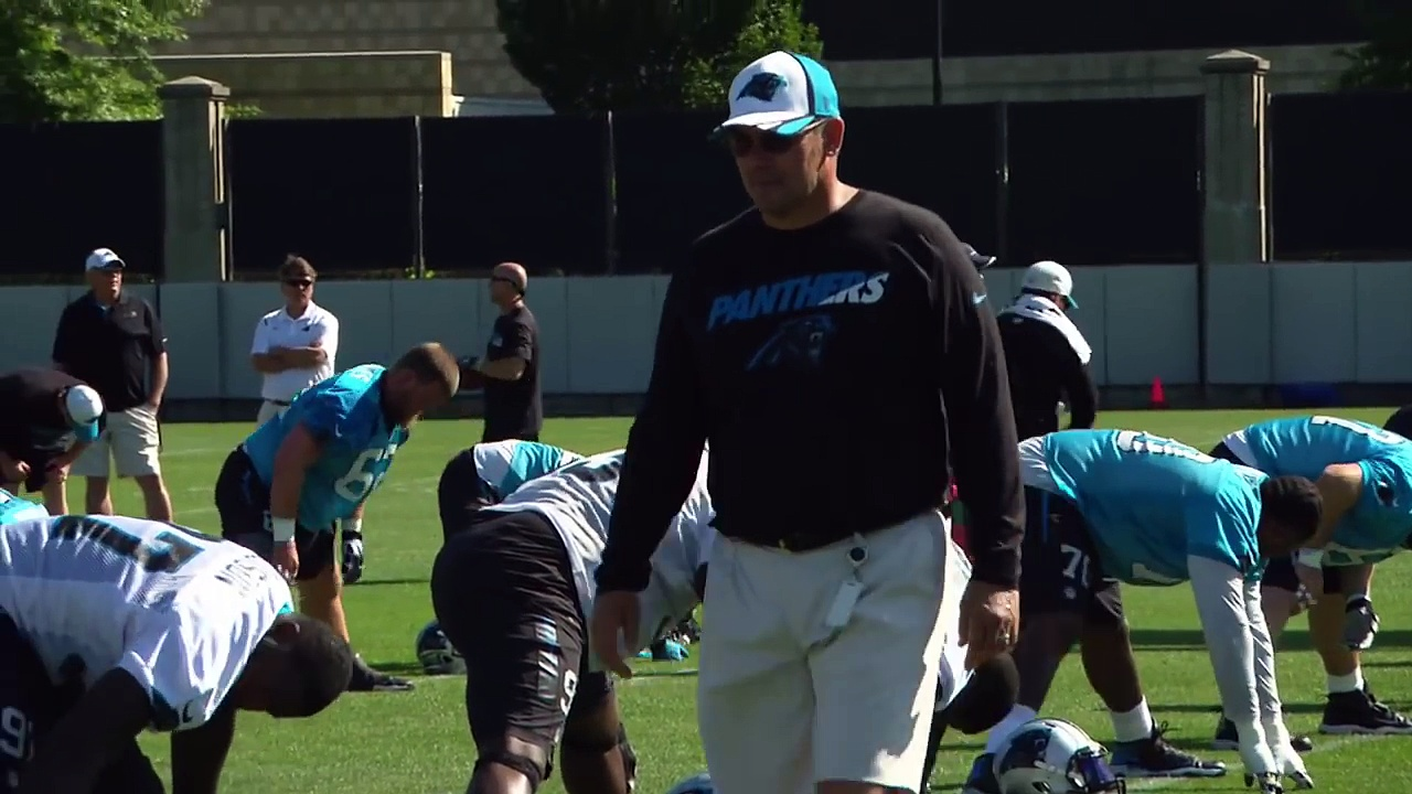 Carolina Panthers OTA Highlights | NFL