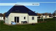 A vendre - Maison - Camors (56330) - 6 pièces - 103m²