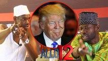 Trump dans Allo12 avec Tapha Toure ak Ndiol Toth Toth