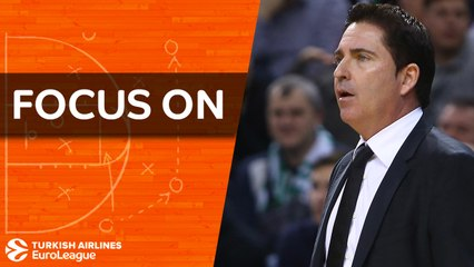 Pascual has Panathinaikos perfect at home