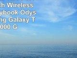 Custodia per Kobo eReader Touch  Wireless  Bookeen Cybook Odyssey  Samsung Galaxy Tab
