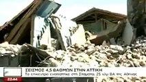ΣΚΑΙ #FAKEnews-Παρουσιάζει σεισμό 4,5 Ριχτερ με σκηνές αποκάλυψης! #FAKEnews
