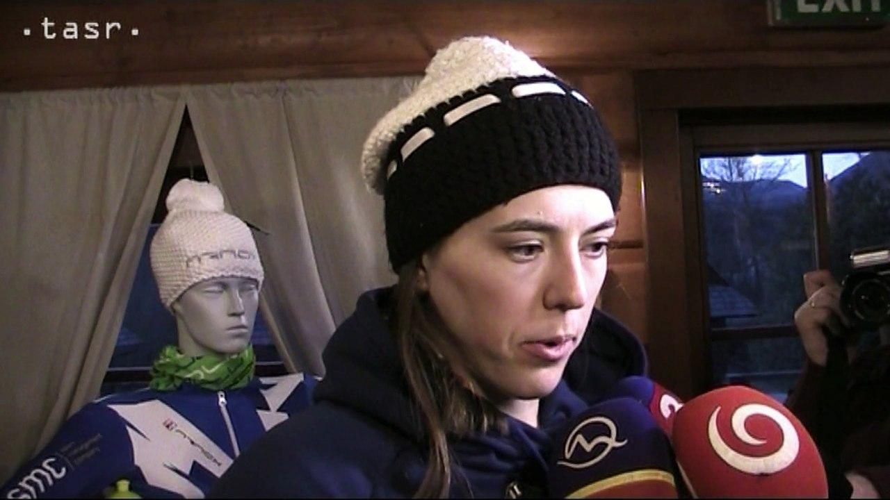Vlhová darovala mladým talentovaným lyžiarom športový výstroj