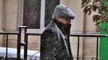 Doğu Anadolu'da kar yağışı - ARDAHAN