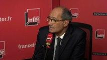 Eric Woerth répond aux questions des auditeurs de France Inter