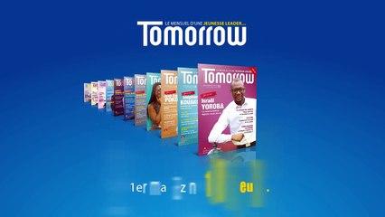Télécharger gratuitement Tomorrow Magazine, Le mensuel de la Jeunesse Leader