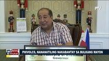 PHIVOLCS, nananatiling nakabantay sa bulkang Mayon; Albay, isinailalim na sa state of calamity