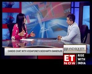 Brand Equity - Vodafone Interview