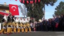 Atatürk'ün Osmaniye'ye gelişinin 93'üncü yıl dönümü kutlandı