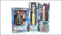 DOCTOR WHO 10th Doctor Sonic Screwdriver (Day of the Doctor) Toy Review | Votesaxon07