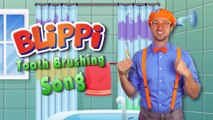 Tooth Brushing Song by Blippi - 2-Minutes Brush Your Teeth for Kids