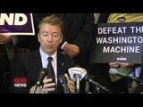 U.S. Senator Rand Paul Suspends Republican Bid for President