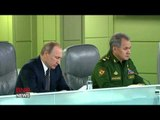Russian President Putin Orders Withdrawal of Russian Troops From Syria