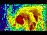 Maria Becomes a Hurricane as it Moves Towards the Caribbean