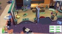 Lets Play - The Sims 4 Hurá do práce (2.část) - Focení, pečení a jdeme do práce!! :)