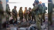 Terowongan Hamas: militer Israel hancurkan serangan terowongan Hamas dari jalur Gaza - TomoNews