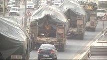 Syria: Kurdish civilians fear threat of Turkey offensive