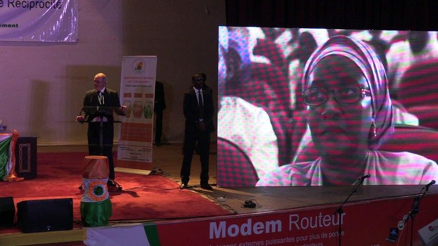 Rencontre des acteurs du volontariat à Niamey : la réciprocité à l'honneur