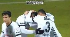 Mustafa Pektemek Goal HD - Osmanlispor 0-1 Besiktas 17.01.2018