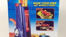 Hot Wheels Fusion Fory Car Maker - Unboxing Demo Review Keiths Toy Box