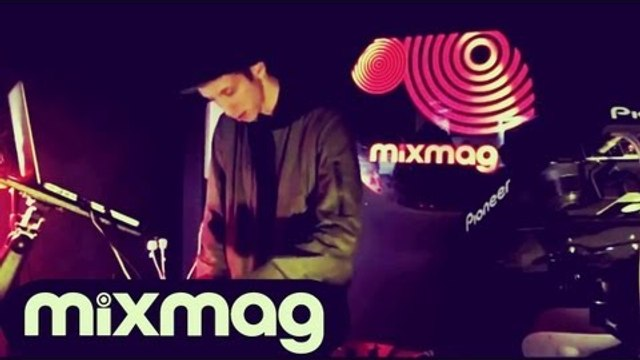 Shlohmo bass DJ set in The Lab LDN
